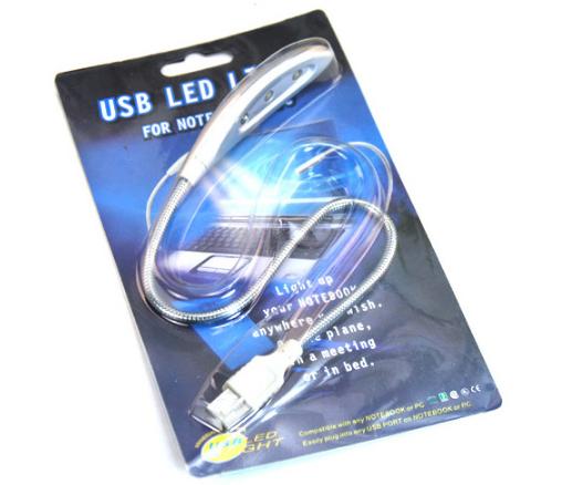 Đèn led USB 3 bóng