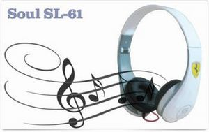Tai Nghe Nhạc Soul SL-61 Sành Điệu