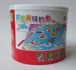 B峄� �峄� ch啤i c芒u c谩 Puzzle Fun fishing