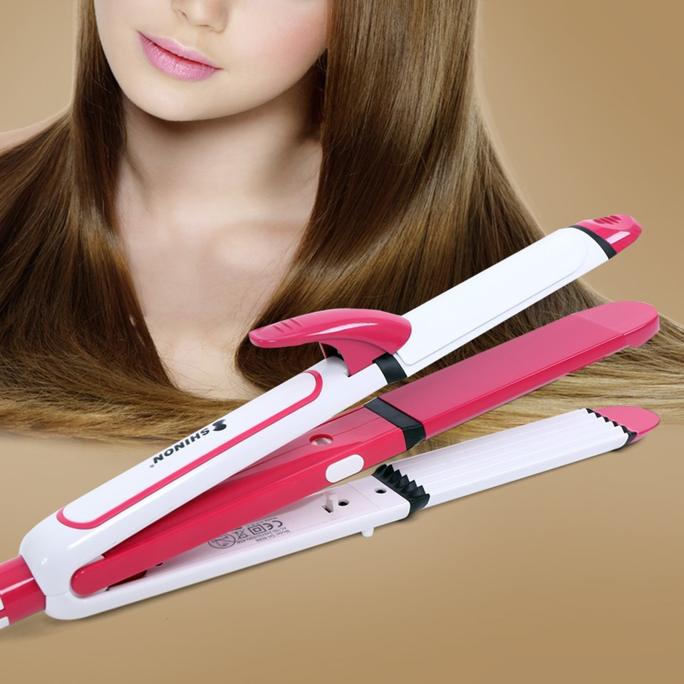 Máy tạo kiểu tóc 3in1 shinon SH-8088