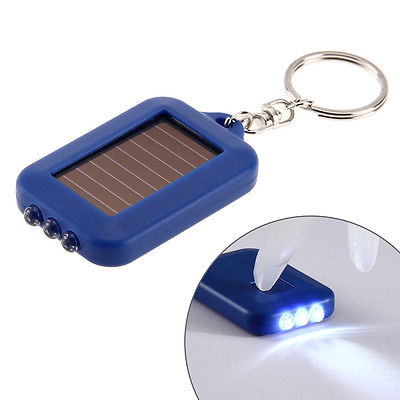 Đèn Solar power flash light