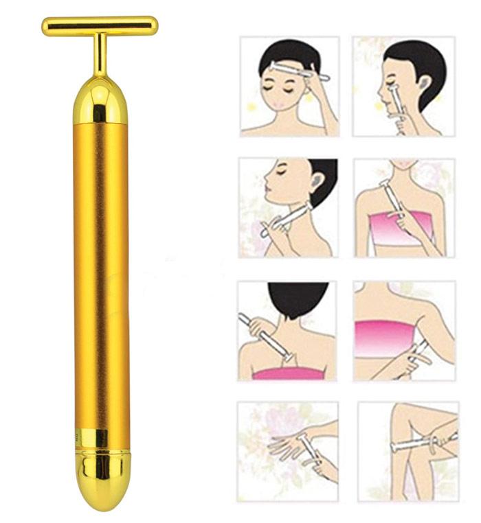 Máy massage mặt Energy Beauty Bar