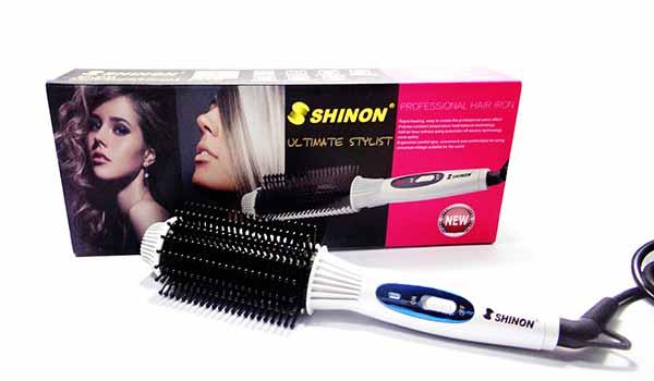 Lược Điện Shinon Sh-8032 Sấy Cúp