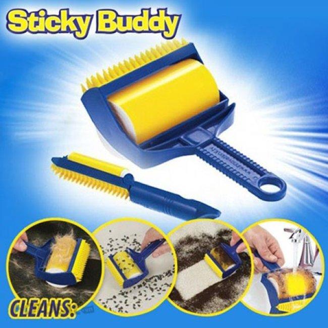 Cây Lăn Bụi Quần Áo Sticky Buddy