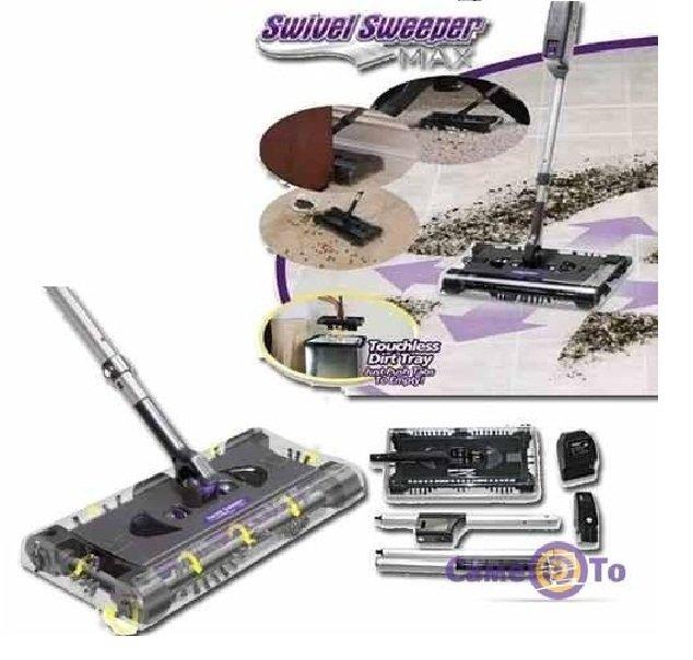 Ch峄�i �i峄�n kh么ng d芒y Cordless Swivel Sweeper G9