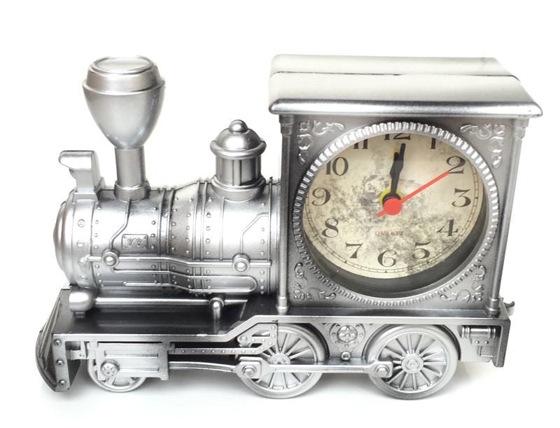 Đồng hồ để hình xe lửa Train