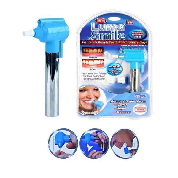 Bộ dụng cụ làm trắng răng Luma Smile