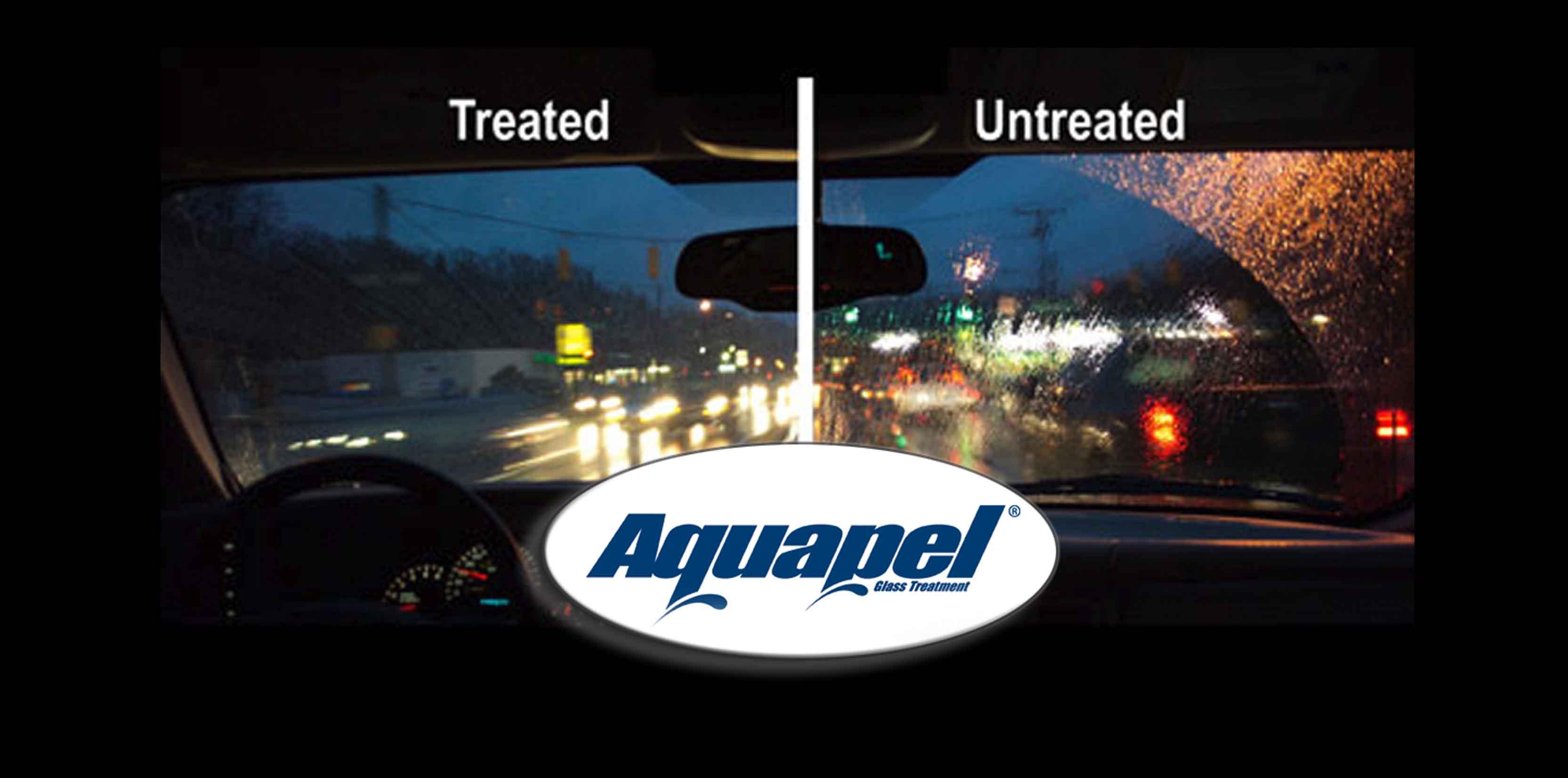 Nano phủ kính chống bám nước AQUAPEL