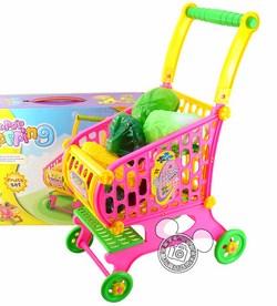 Xe �岷�y si锚u th峄� cho b茅 Shopping cart