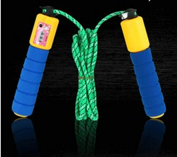 Bộ dụng cụ nhảy dây tập thể dục