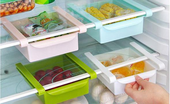 Khay nhựa để tủ lạnh tiện lợi