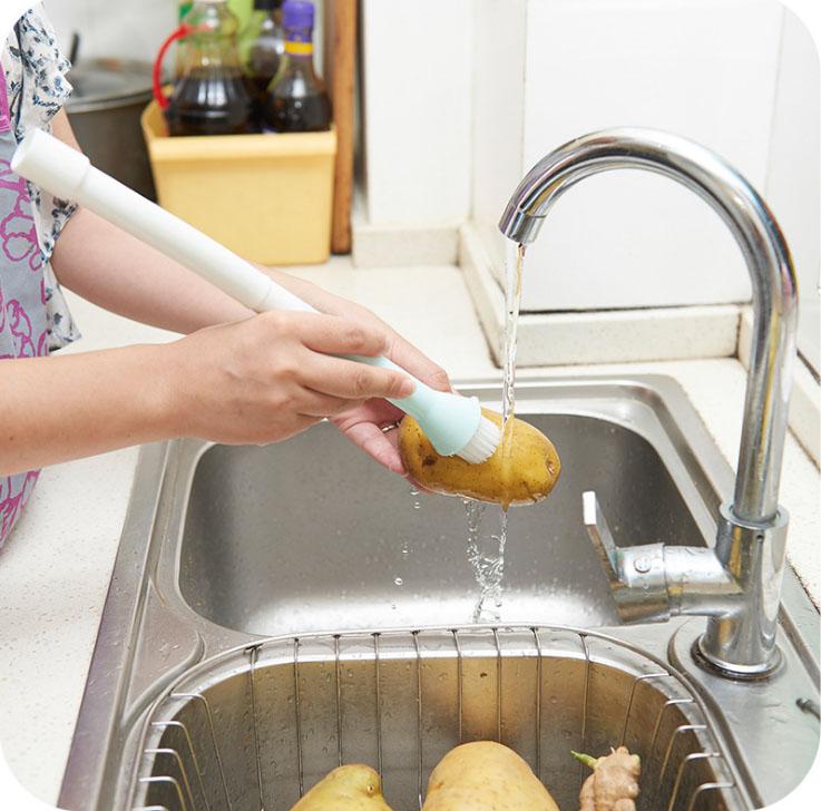 Dụng cụ vòi rửa rau củ quả