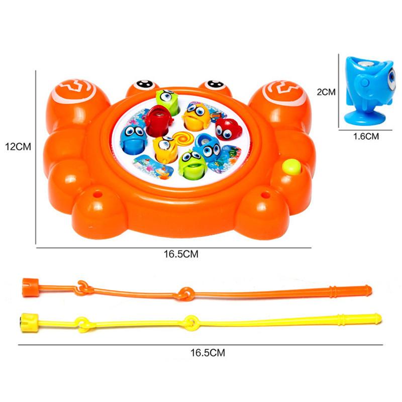 Bộ đồ chơi câu electric fishing game console