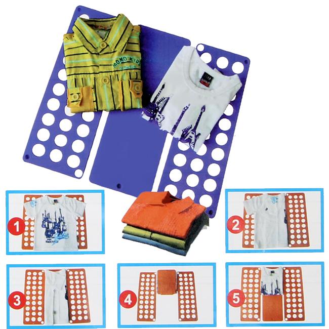 Dụng cụ gấp quần áo Clothes folder