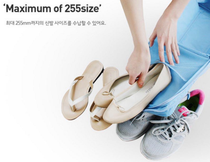 Túi shoes đựng đồ cá nhân