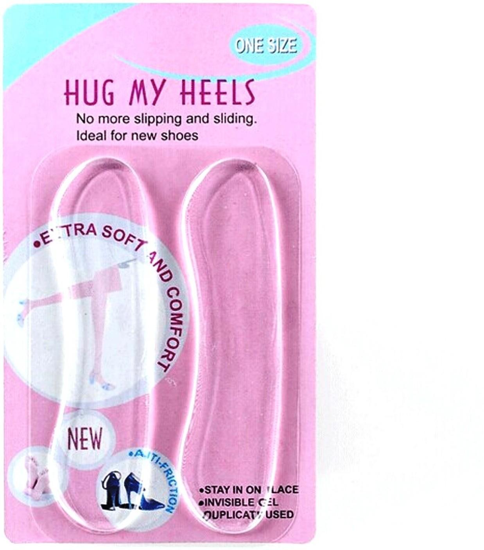 Miếng lót gót giày Hug My Heels