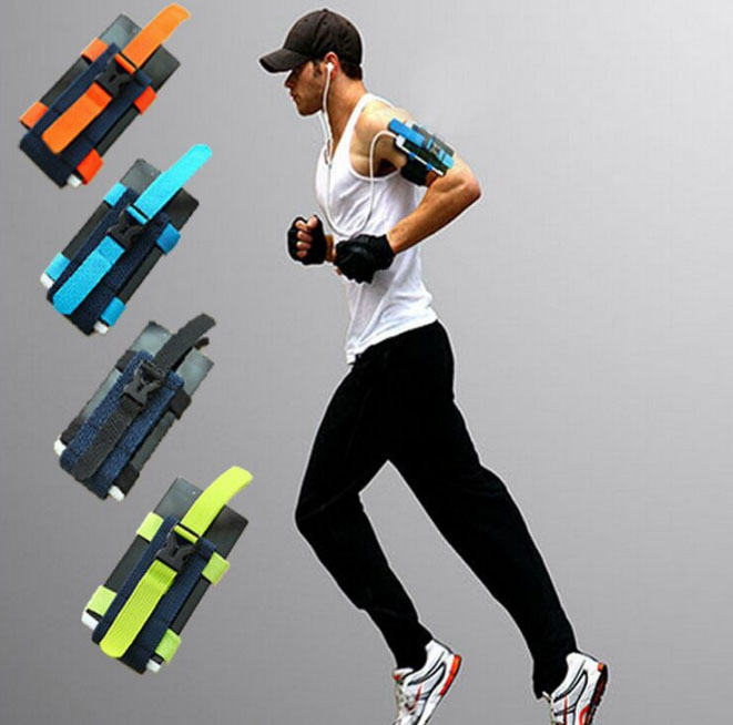 Bao đeo điện thoại khi tập thể dục