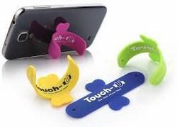 Miếng dán kiêm giá đỡ điện thoại thông minh Touch U