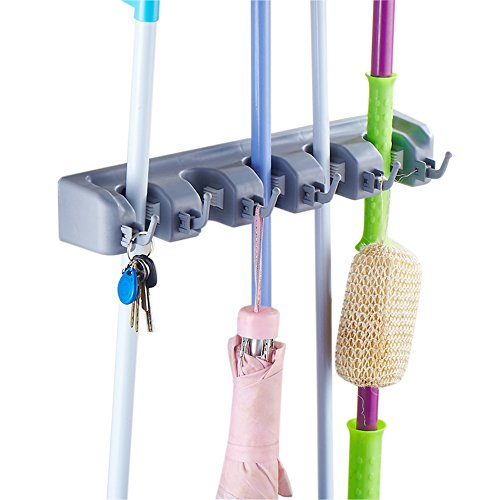 kệ treo broom holder