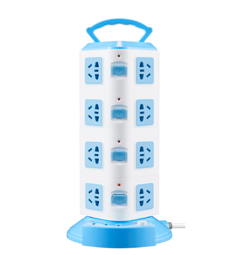 Ổ Điện Đa Năng 4Tầng 16 ổ cắm 3 Cổng USB