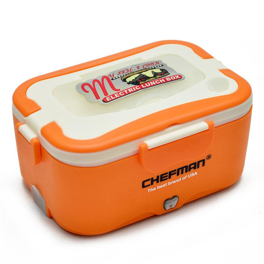 Hộp cơm hâm nóng Chefman CM-112N RUỘT INOX
