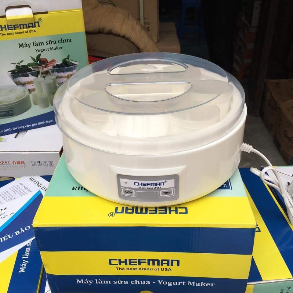 Máy làm sữa chua 16 cốc Chefman CM-301