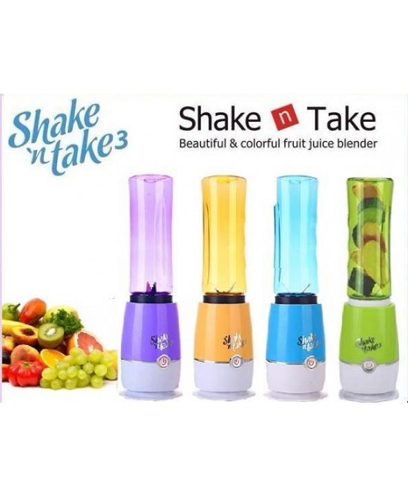 Máy Xay Sinh Tố 3 Trong 1 Shake n Take 3 (loại 2 cốc)