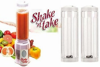 Máy xay sinh tố shake n take cao cấp (loại 2 cối)