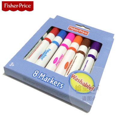 Bộ Bút tô 8 màu Fisher (KMKC-mS04)