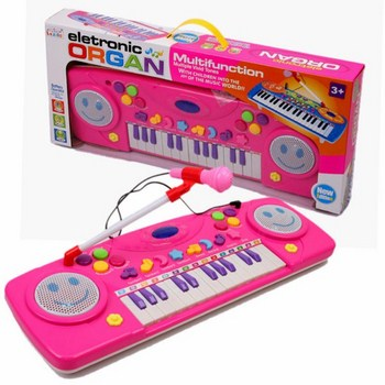 Đàn Electronic Organ kèm Micro 2505A