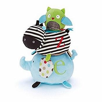 Skip Hop - Alphabet Zoo Stack & Stick Animals (KMKC-mS04)