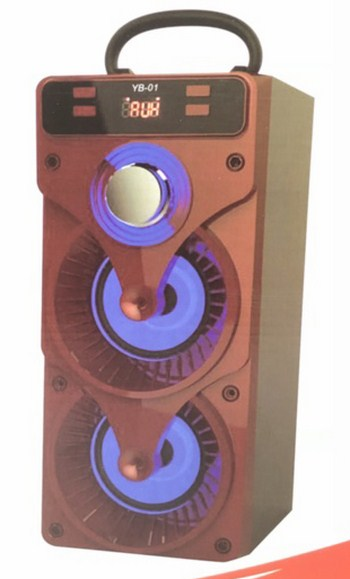 Loa bluetooth karaoke YB-01