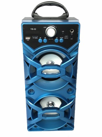 Loa bluetooth karaoke YB-02