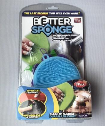 Dụng cụ lau chùi Better Sponge 3 Pack