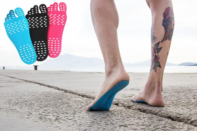 Miếng dán lót chân đi biển