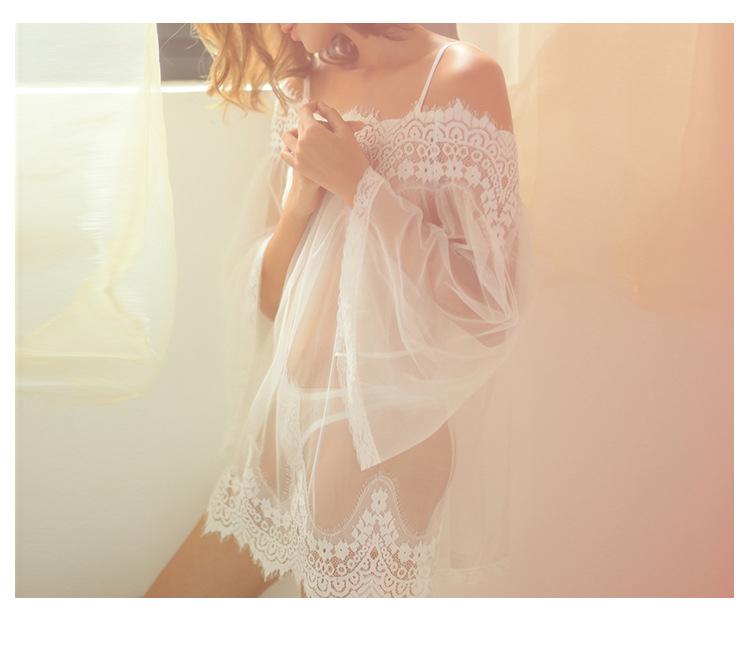 B峄� �峄� ng峄� sexy night dress
