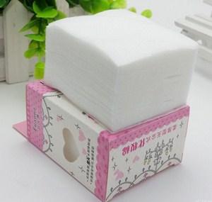 Bông tẩy trang cotton 65 miếng