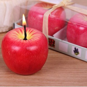 Sáp nến trái táo