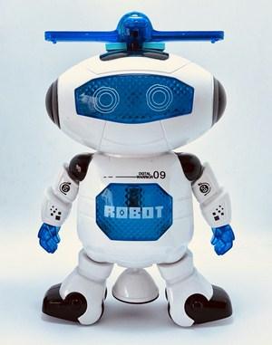 Robot th么ng minh xoay 360