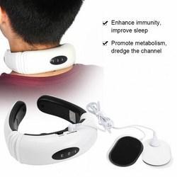 Máy trị liệu massage cổ 3D HX-5880