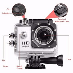 Camera h�nh tr矛nh th峄� thao Sport A9 Full HD 1080