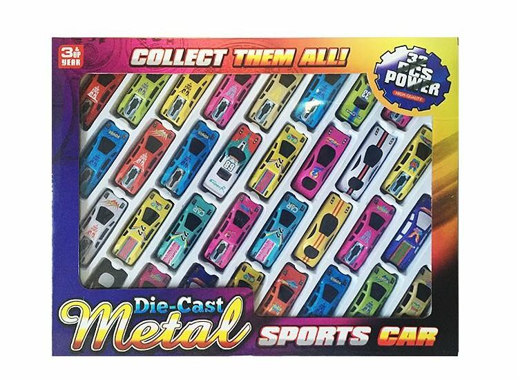Combo 36 đồ chơi xe hơi cho bé