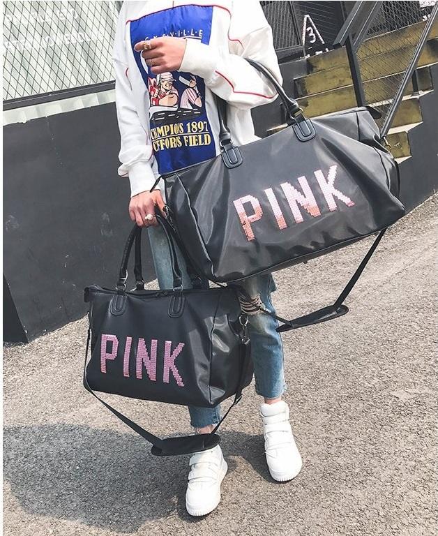 Túi xách Pink