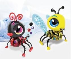 Chú ong nhảy múa