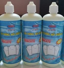 Dung dịch tẩy trắng quần áo TRACATU 500ml