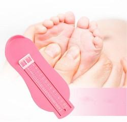 Tấm đo kích thước chân bé từ 0 đến 8 tuổi