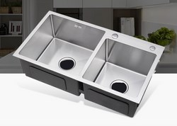 Bồn rửa nhà bếp thép không gỉ SUS304