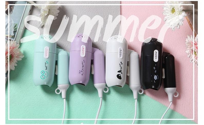 máy sấy tóc mini summer 450 W