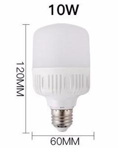 đèn búp led trụ 10w