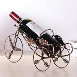 Xe kéo đựng bình rượu